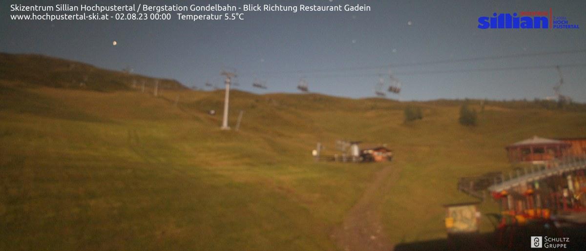 Bergstation Gadein